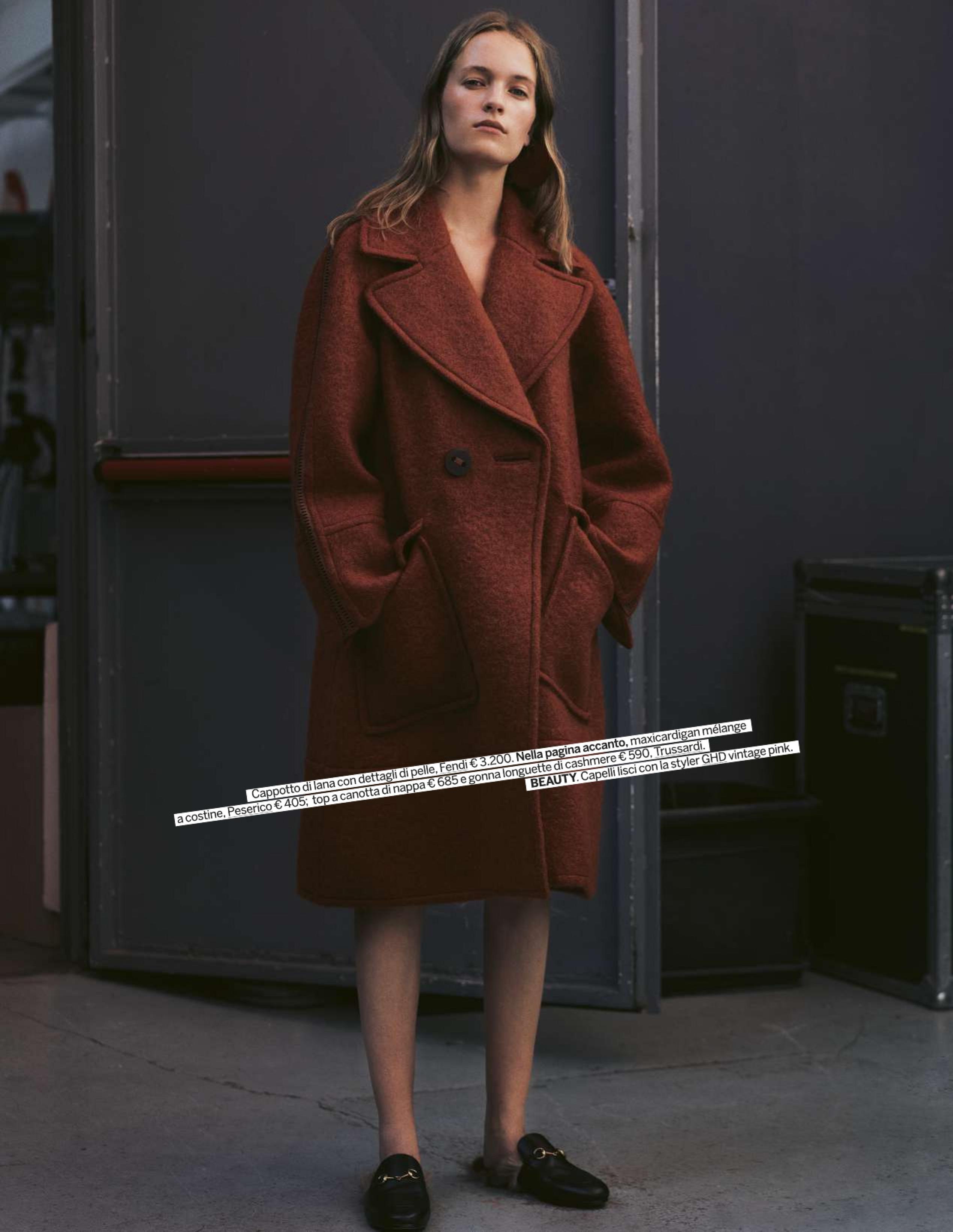 Esti Van Balen Gioia By Laurence Ellis And Monica Curreti 1 The Top Pink Model