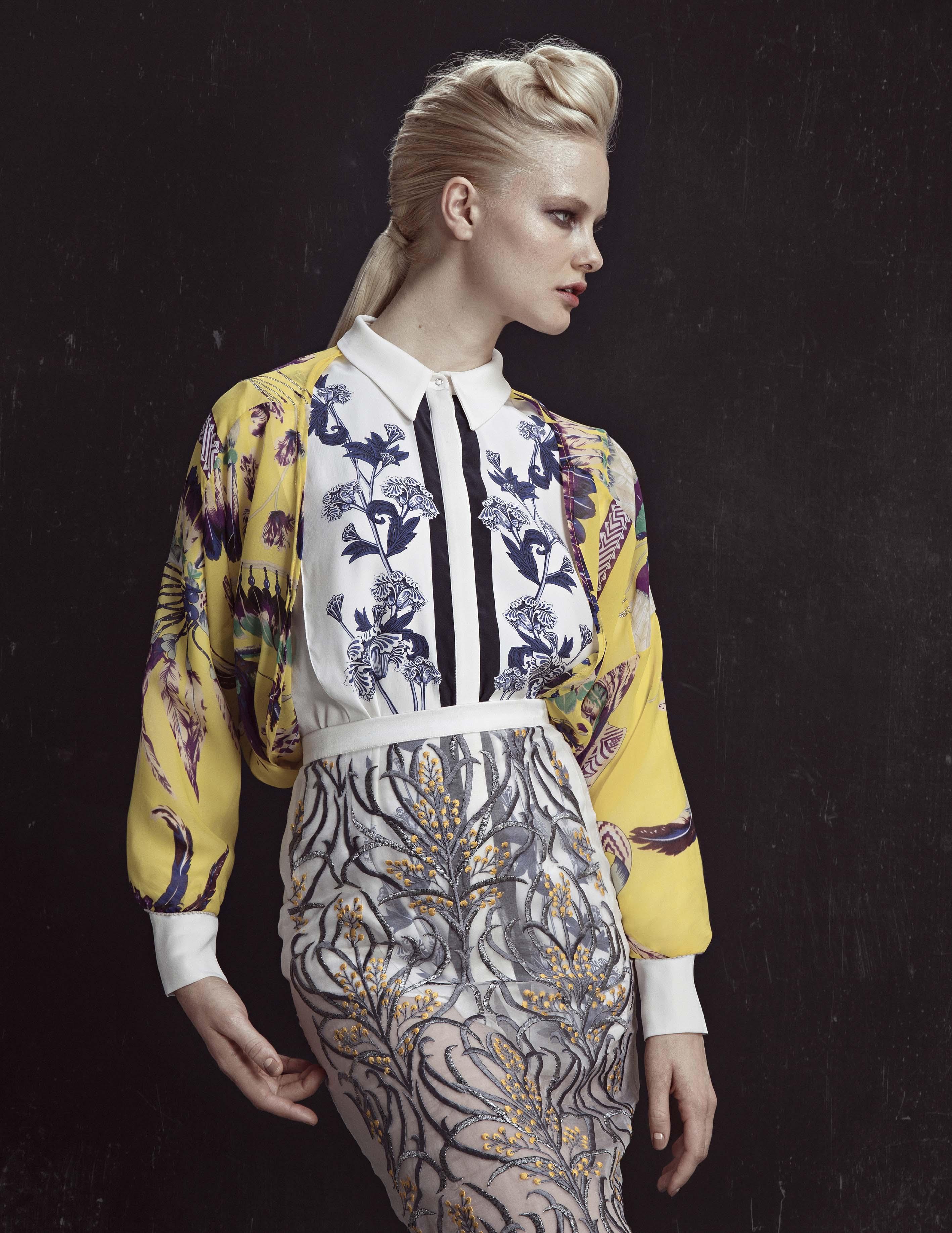 Anna foster fashion stylist Sporty - TheChiliCool Fashion Blog Italia